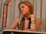 Young student fucked by her tutors